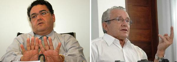 Roberto Rocha provocou crise de ciumeira em José Reinaldo
