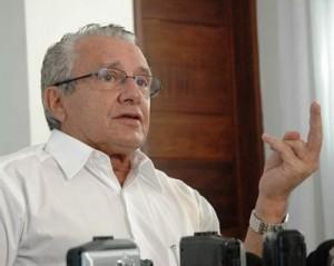 Declaração de Zé Reinaldo foi em Caxias