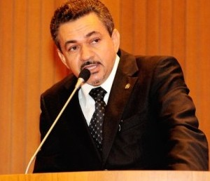 Antonio Pereira: campanha no interior