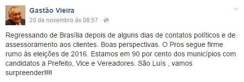 Gastão PROS