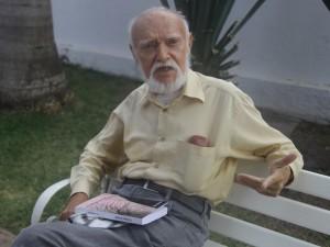 Nauro Machado era poeta e escritor. Foto de Flora Dolores, de O Estado