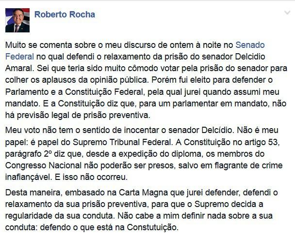 Roberto Rocha face