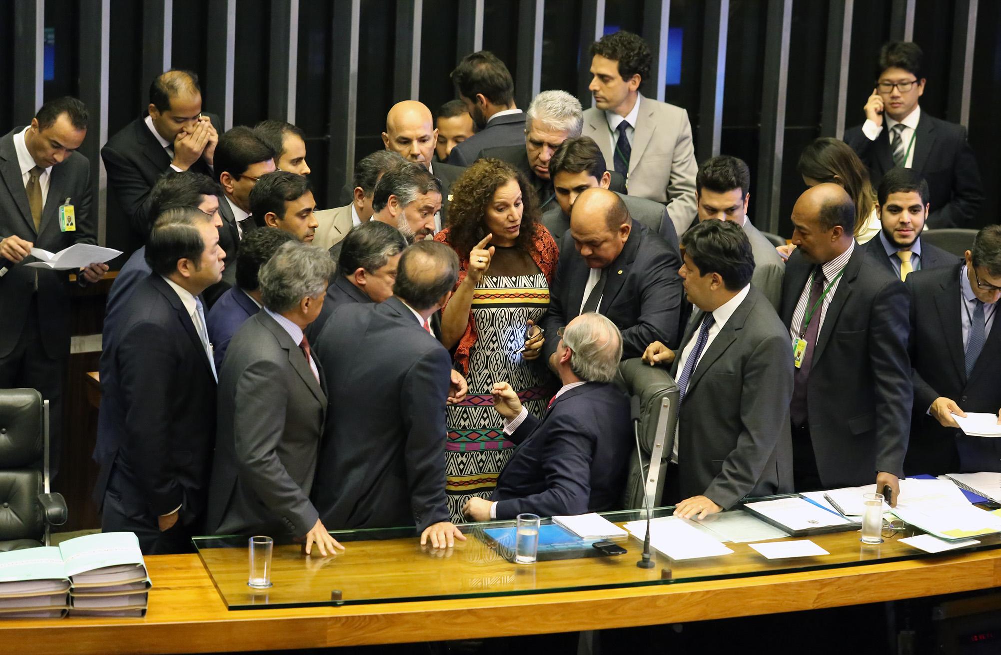 Sessão para votação dos integrantes da comissão especial destinada a dar parecer sobre o pedido de impeachment da presidente Dilma Rousseff  Data: 08/12/2015 - Foto: Antonio Augusto / Câmara dos Deputados