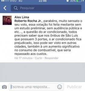 Roberto Rocha JR