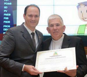 Sousa Neto e arcebispo