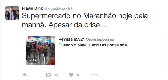 """Populismo chinfrim: a promoção é do Mateus, mas quem """"fatura"""" é o governador"""