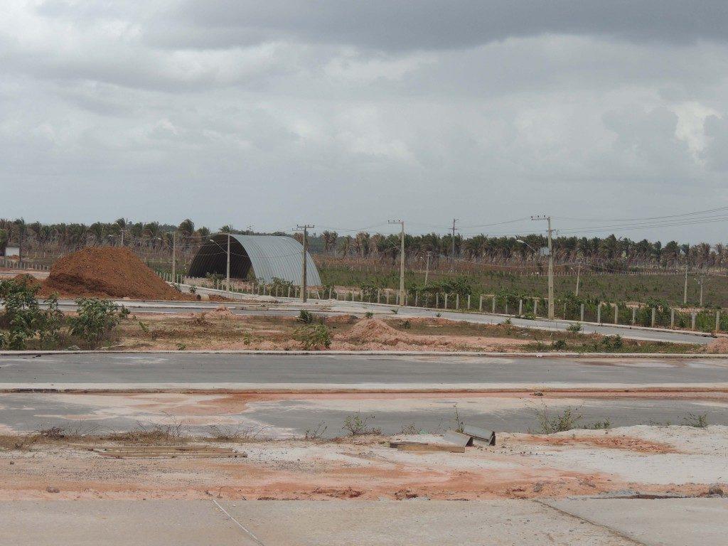 Obras do Parque Empresarial de Pinheiro não foram concluídas pelo Governo