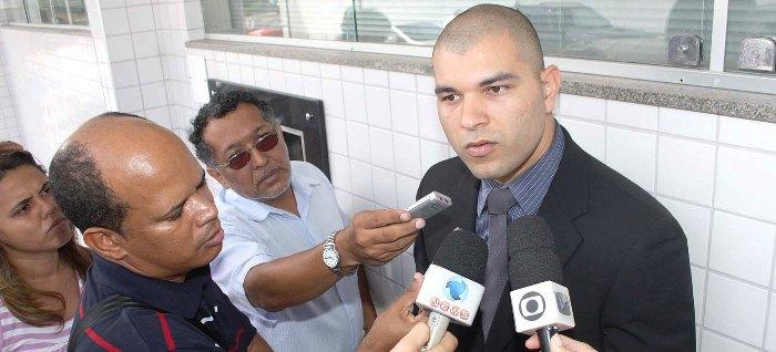 pedro meireles - Delegado da Polícia Federal é demitido pelo Ministro da Justiça no Maranhão - minuto barra