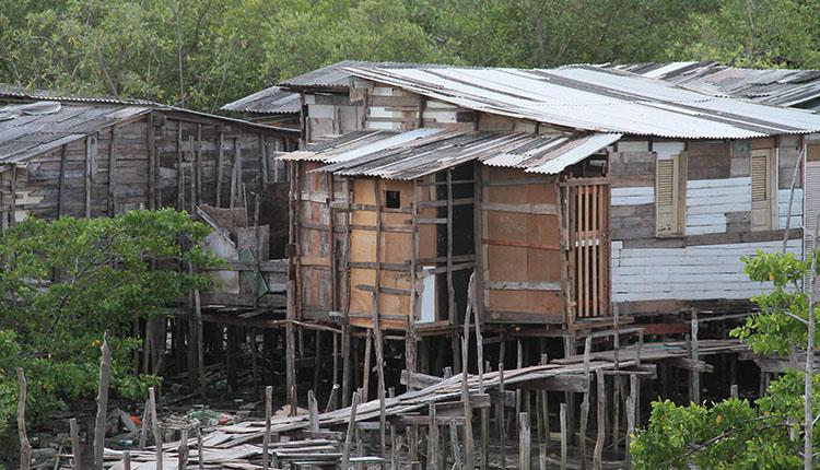 palafita - EITA FLÁVIO DINO!!! Estudo diz que Maranhão é o pior estado para se morar desde 2015 - minuto barra