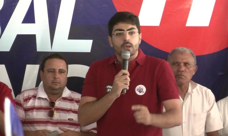 Resultado de imagem para florêncio Neto vice-prefeito Bacabal