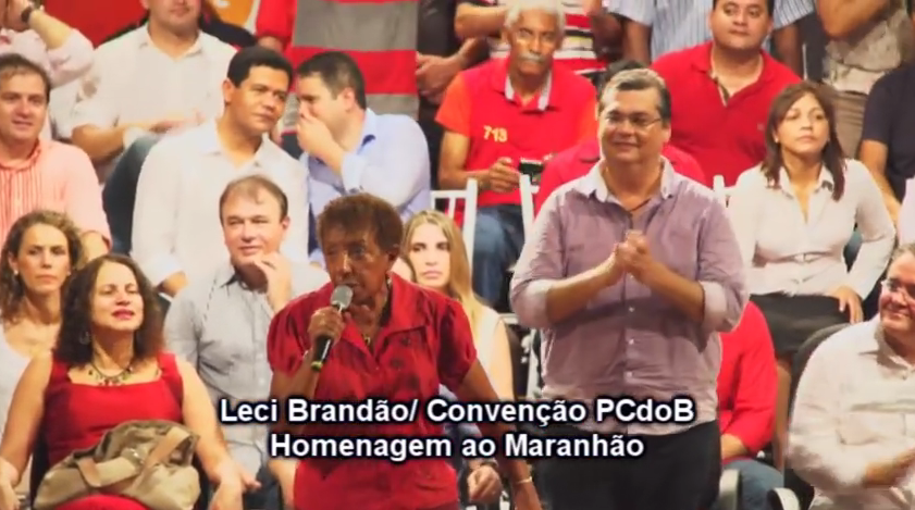 leci  - Cachê camarada!! Flávio Dino paga 50 mil reais para cantora filiada ao PCdoB - minuto barra