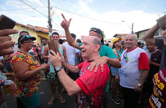 Eudes Sampaio participa do Lava Bois em São José de Ribamar ...