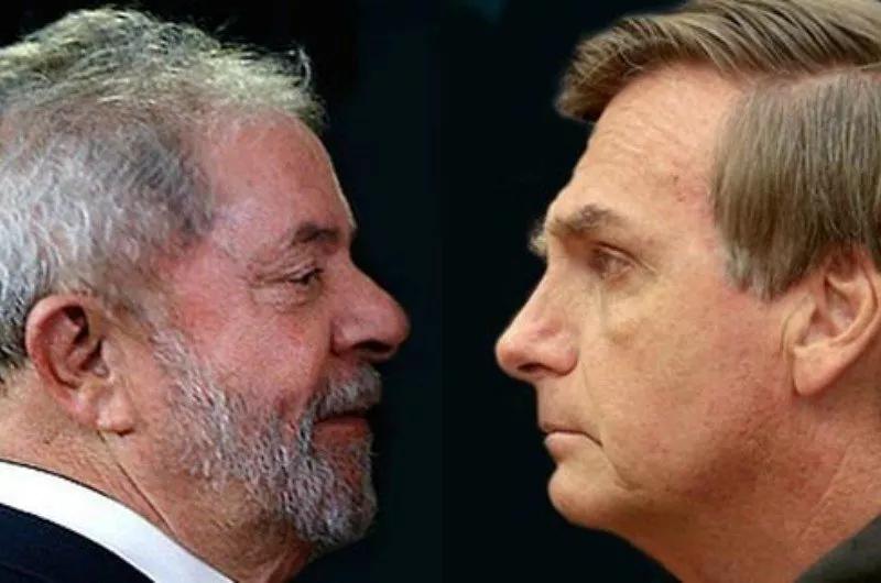 Resultado de imagem para Bolsonaro; 49% querem um de Lula