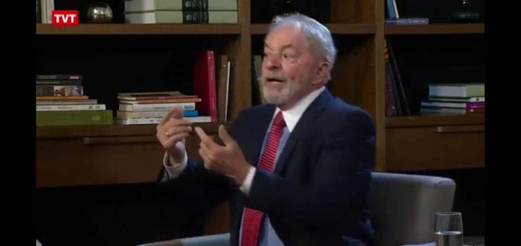 Lula admite PT apoiar Dino para presidente